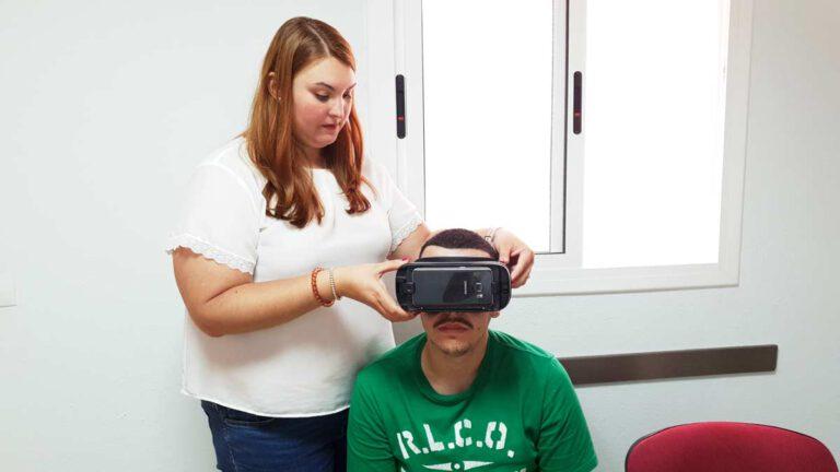 tratamientos psicológicos con realidad virtual