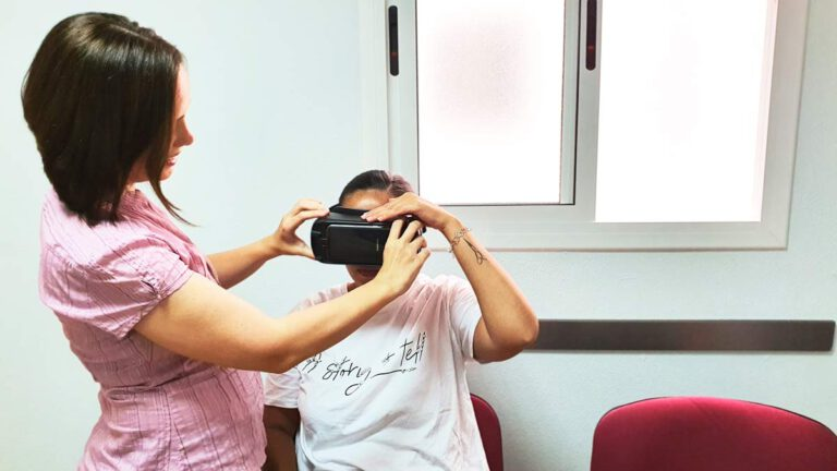 realidad virtual en psicología samaya